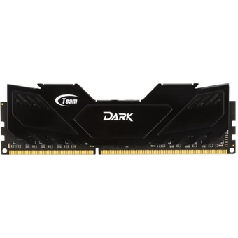 TEAMDARK RAM - For PC 8/1600 TEAM DARK UD-D3 (CL10) BLACK (8x1)