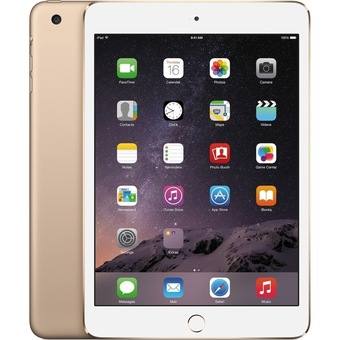 Apple iPad mini 4 Wi-Fi + Cellular 16GB (Gold)