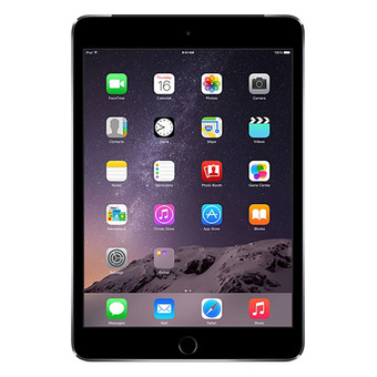 Apple iPad mini 3 Wi-Fi 128GB (Space Gray)