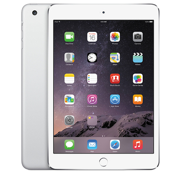 Apple iPad mini 3 Wi-Fi 128GB (Silver)