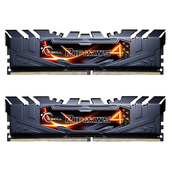G.SKILL RAM - For PC 16/3000 G.SKILL RIPJAWS X4 Dual (3000C15D-16GRK) 2X8 (H)
