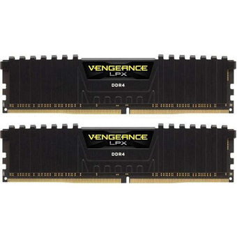 CORSAIR RAM For PC 16/3000 CORSAIR VG (CMK16GX4M2B3000C15) 8X2 (BLACK)