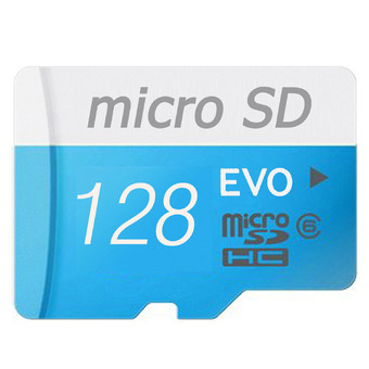 128GB Calss10 Micro SD card with Adaptor(Blue) (Intl)