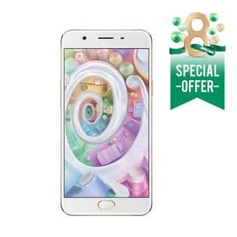 OPPO F1s 32GB up to 128GB (Gold)