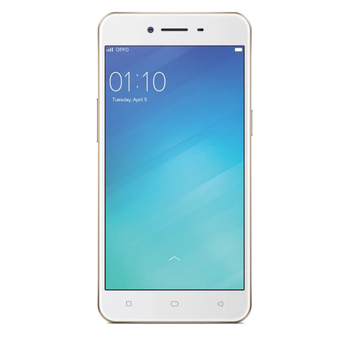 OPPO A37 16GB Up to 128GB (Gold)