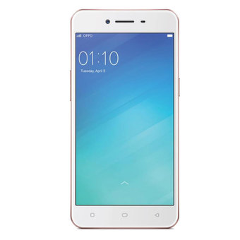 OPPO A37 16GB Up to 128GB (Rose Gold)