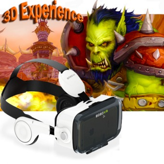 Nano Tech Z4 BOBOVR VR Box 120° FOV 3D VR Virtual Reality Headset 3D Movie Video Game