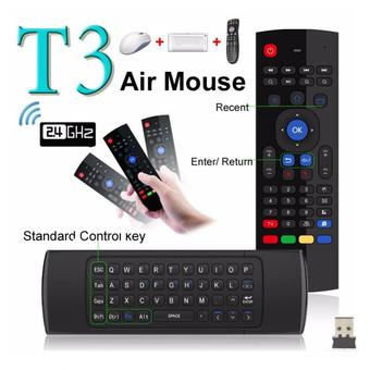 Nanotech Air Mouse 2.4GHz & Wireless Mini Keyboard without Mic & Remote Control for Android TV Box Media Player