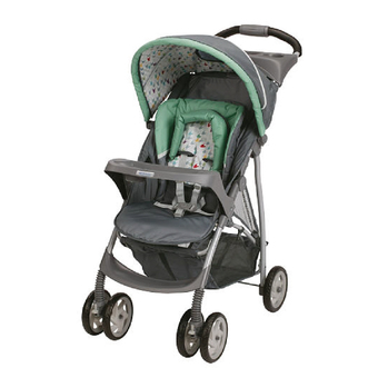 Graco รถเข็นเด็ก Graco Literider Click Connect (Lambert Collection)
