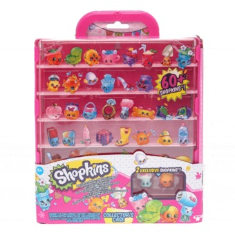 Shopkins ของเล่น Collector'S Case