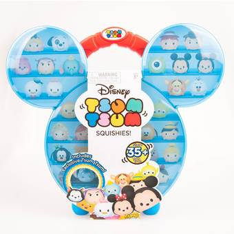 Disney Tsum Tsum Squishies Carry Case
