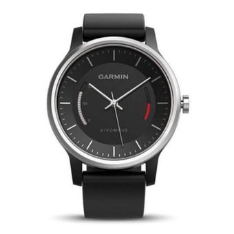 Garmin Analog Watch Activity Tracker Vivomove - Black Sport