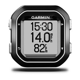Garmin GPS Bike Computer Edge® 25 Bundle (Black)