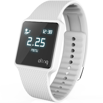 Fitkat Pulse (White-Grey)