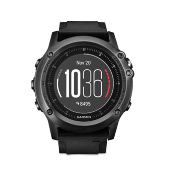 PSB NET Garmin FENIX 3 HR Sapphire GPS Heart Rate Monitor Watch