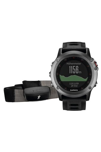 Garmin Smart watch Fenix3 - Gray + Plus HRM-Run™