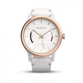Garmin Analog Watch Activity Tracker Vivomove - White Classic