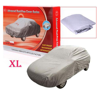 4.9M UNIVERSAL UV WATERPROOF OUTDOOR FULL CAR AUTO COVER XL 490x180x150 cm