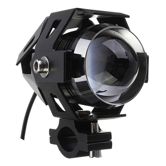 U5 LED Motorcycle Head Light Driving Spot Fog Lamp 125W 3000LM