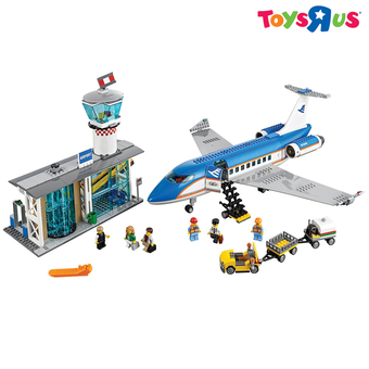 LEGO® City Airport Passenger Terminal 60104