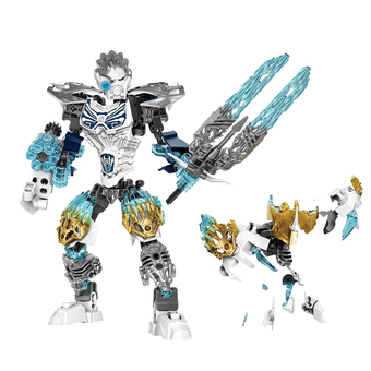 LEGO BIONICLE Kopaka and Melum - Unity set 71311