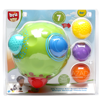Bruin Silly Scatter Ball 795405