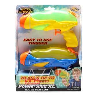BUZZ BEE POWERSHOT XL BLASTER 2 PACKS 842219