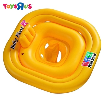 Intex Deluxe Baby Float Pool School Step 1