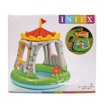 INTEX ROYAL CASTLE BABY POOL 795227