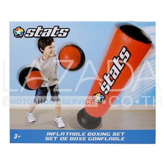 STATS INFLATABLE BOXING SET 845812