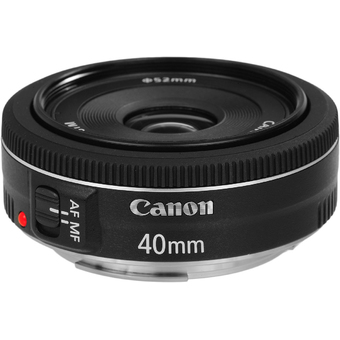 Canon EF 40mm f/2.8 STM (ประกัน EC MALL)