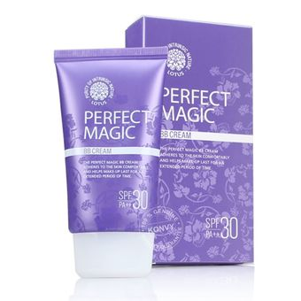 Welcos Perfect Magic BB Cream SPF30 PA++ บีบีครีม