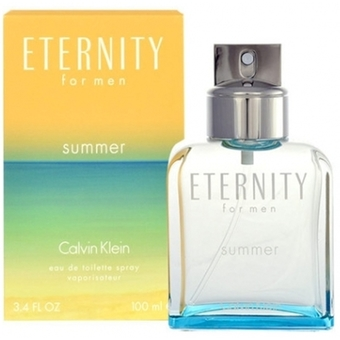 Calvin klein น้ำหอม Calvin klein CK eternity for Men summer 2015 EDT 100 ml.