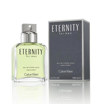Calvin Klein น้ำหอม CK Eternity for Men (100 ml.)