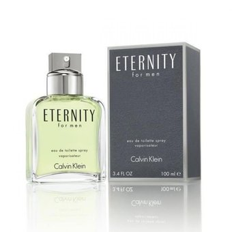 Calvin Klein Eternity for Men EDT 100 ml.