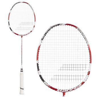 Babolat Badminton Racket SATELITE 6.5 Blast (Red)