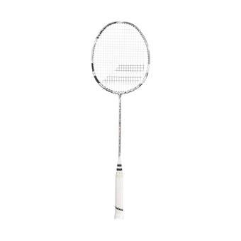 Babolat Badminton Racket Satelite 6.5 Power ( Black/White )