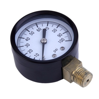 Allwin Simmons 1305 0-100 PSI 1/4' Well Pump Water Pressure Gauge TS50-100PSI