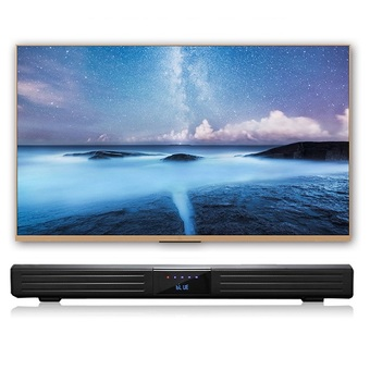 Mastersat 3D Surround & Dolby Home Theater Bluetooth touch screen Sound Bar 100W TVS-A18 (Black)