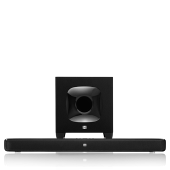JBL Cinema Sound Bar Series รุ่น SB-400 (Black)