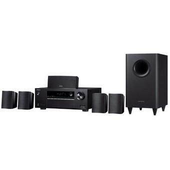 ONKYO HT-S3800 - Immersive 5.1-Channel Surround Sound Speaker System(Black)