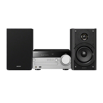 Sony Compact Home Audio System รุ่น CMT-SX7 (ฺBlack)