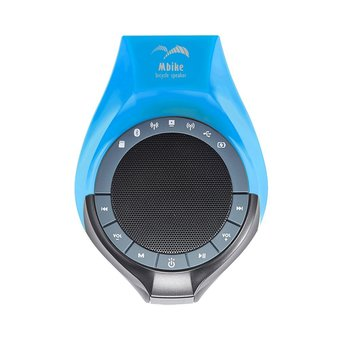 Into Music Mbike 1C Bicycle Speaker ( Blue )
