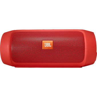 JBL Charge 2+ Portable Stereo Speaker (Red)