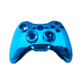 Light blue Full Controller Shell Case Housing for Microsoft Xbox 360 Wireless Controller