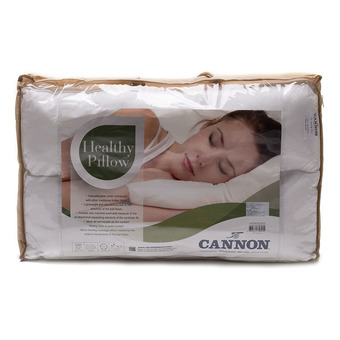 Cannon หมอน Healthy Pillow (WHITE)