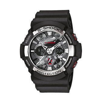 Casio G-Shock GA-200-1 Black