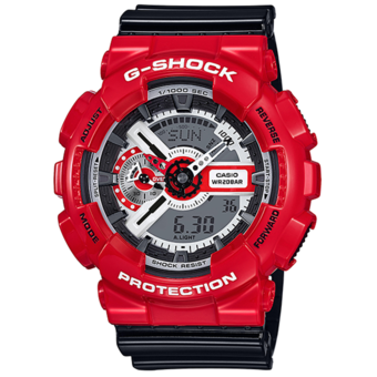 Casio G-Shock รุ่น GA-110RD-4ADR