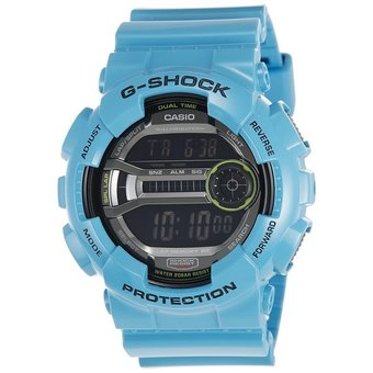 Casio G-Shock GD110-2D Dual Time Men's Watch