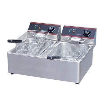 Justa Electric 2 Tank Fryer (2 Basket)